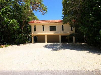 Tavernier Single Family Home For Sale: 126 Pueblo Street