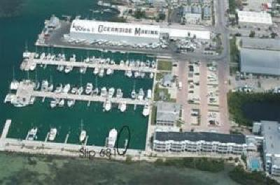 Boat Slip For Sale: 5950 Peninsular Avenue #681