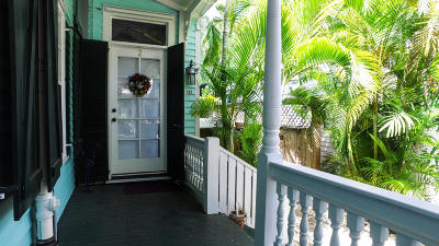 Key West Condo/Townhouse For Sale: 524 Margaret Street #102