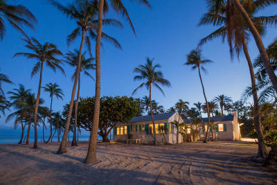 Islamorada FL Single Family Home For Sale: $8,000,000