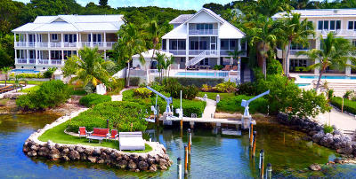 Islamorada FL Single Family Home For Sale: $4,500,000