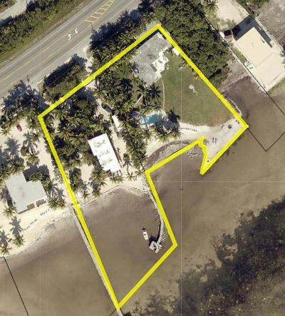 Monroe County Residential Lots & Land For Sale: 57622 Overseas Highway