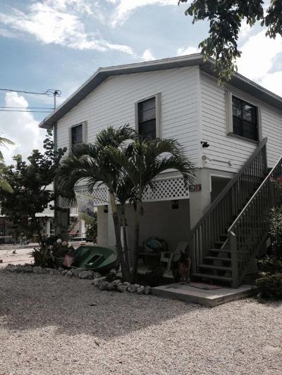 Marathon Single Family Home For Sale: 305 50th Street Ocean