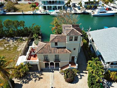 Venetian Shores (86.0) Single Family Home For Sale: 150 Palermo Drive