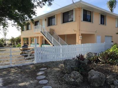 Islamorada Single Family Home For Sale: 124 South Drive