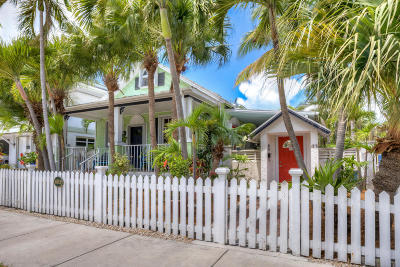 Key West Multi Family Home For Sale: 1815 Atlantic Boulevard