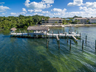 Islamorada Condo/Townhouse For Sale: 87200 Overseas Highway #A5