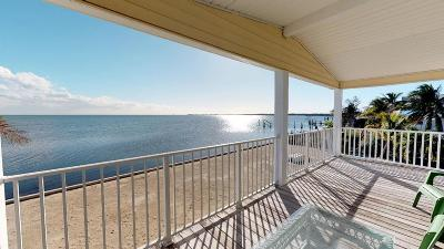 Marathon Single Family Home For Sale: 1762 74th Street Ocean