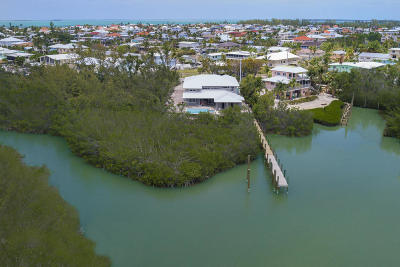 Islamorada Single Family Home For Sale: 89 Venetian Drive