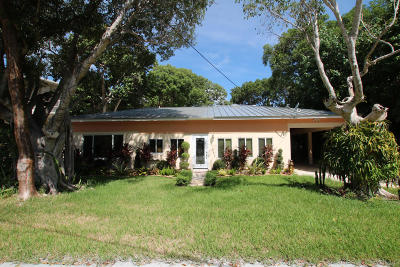 Islamorada Single Family Home For Sale: 87552 Old Highway