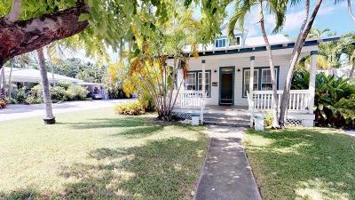 Single Family Home For Sale: 1101 Flagler Avenue