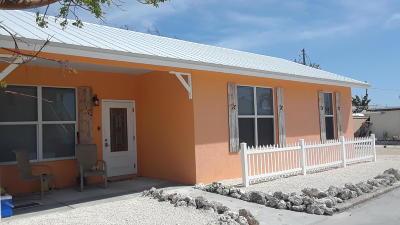 Marathon Single Family Home For Sale: 11200 5th Avenue Ocean
