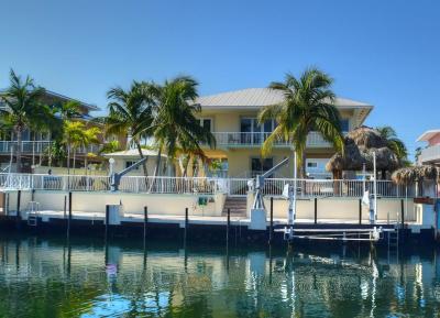 Key Largo Single Family Home For Sale: 245 Atlantic Boulevard