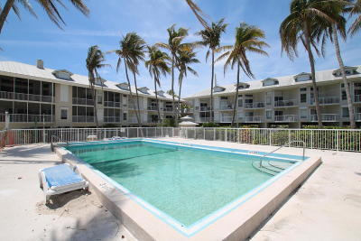 Condo/Townhouse For Sale: 65700 Overseas Highway #F-5