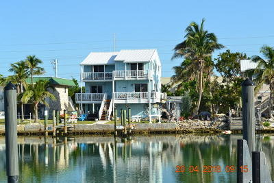 Monroe County Duplex For Sale: 5303 Ocean #A