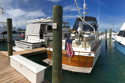 Big Pine Key, County, Islamorada, Key Colony, Key Colony Beach, Key Largo, Key West, Layton, Long Key, Marathon, Other, Summerland Key, Tavernier Boat Slip For Sale: 951 Caroline Street #SLIP 25