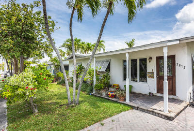 Key West Single Family Home For Sale: 2812 Fogarty Avenue