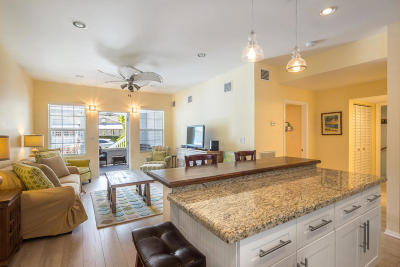 Key West Condo/Townhouse For Sale: 828 White Street #4