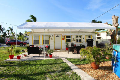 Marathon Single Family Home For Sale: 402 46th Street Gulf Street
