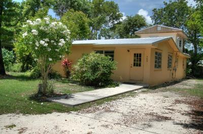 Key Largo Single Family Home For Sale: 759 Musa Drive