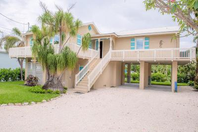 Tavernier Single Family Home For Sale: 178 Atlantic Circle Drive