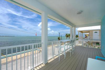 Marathon Single Family Home For Sale: 1290 92nd Street Ocean