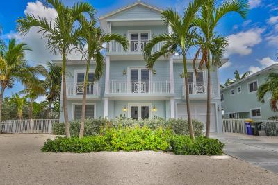 Islamorada Single Family Home For Sale: 128 Leoni Drive