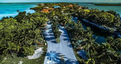 Shark Key Residential Lots & Land For Sale: 58 Cannon Royal Drive
