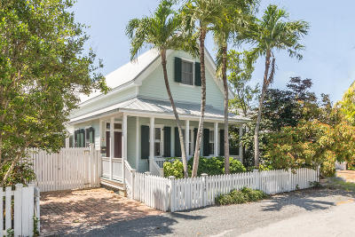 Key West Single Family Home For Sale: 1118 Seminary Street