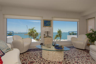 Key West FL Condo/Townhouse For Sale: $3,100,000