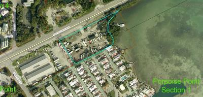 Monroe County Residential Lots & Land For Sale: 1250 Overseas Highway