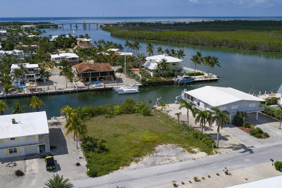 Islamorada Residential Lots & Land For Sale: Giardino (Vacant) Drive