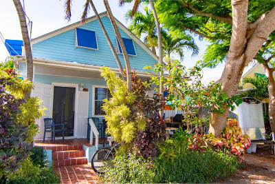 Key West Multi Family Home For Sale: 1317-1319 United Street