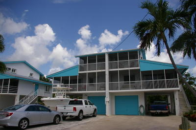 Islamorada Condo/Townhouse For Sale: 118 Cortez Drive #E1
