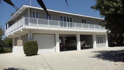 Marathon Single Family Home For Sale: 58141 Morton Street