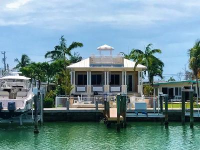 Key Colony Single Family Home For Sale: 68 7th Avenue