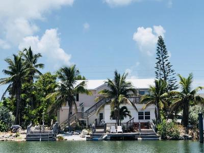 Marathon Single Family Home For Sale: 5305 Ocean Terrace
