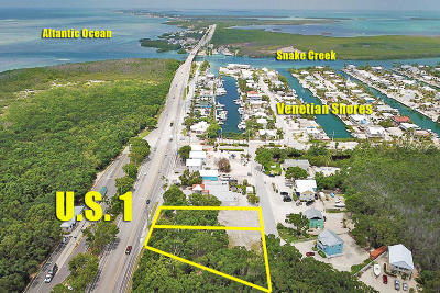 Islamorada FL Residential Lots & Land For Sale: $649,000