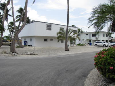 Islamorada Single Family Home For Sale: 201 Galleon Lane