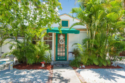 Key West FL Single Family Home For Sale: $649,000