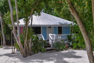 Key Largo Single Family Home For Sale: 331 Mahogany Drive