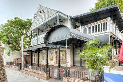 Commercial Lease For Lease: 217 Duval Street #B