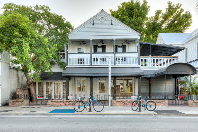 Commercial Lease For Lease: 217 Duval Street #C