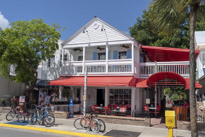 Commercial For Sale: 217 Duval Street