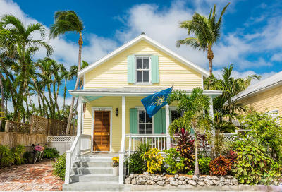 Key West Single Family Home For Sale: 1307 Pine Street