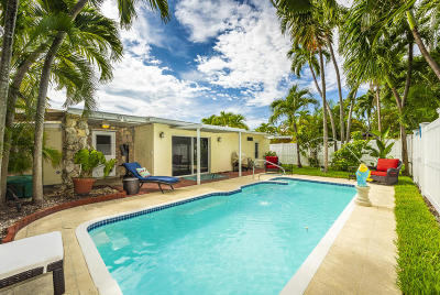 Key West Single Family Home For Sale: 1110 17th Street