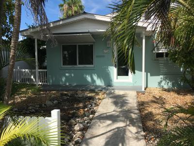 Monroe County Single Family Home For Sale: 1724 Bahama Drive