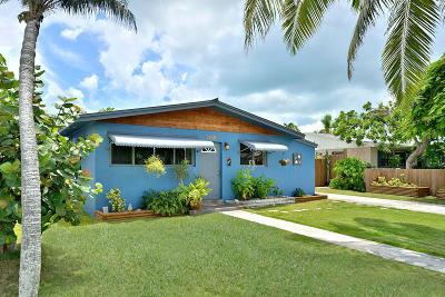 Key West Single Family Home For Sale: 3430 Flagler Avenue