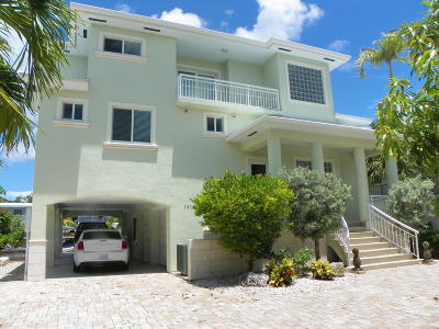 Key Largo Single Family Home For Sale: 131 South Coco Plum Road