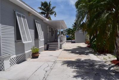 Marathon Single Family Home For Sale: 468 81st Street Ocean